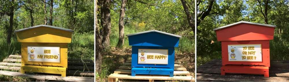 Parrainer une ruche - ruches parrainées