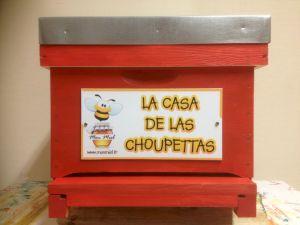 LA CASA DE LAS CHOUPETTAS - Bee Adept' 2013